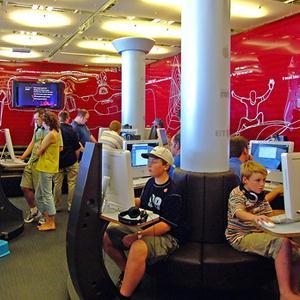 Интернет-кафе Большой Сосновы