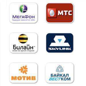 Операторы сотовой связи Большой Сосновы