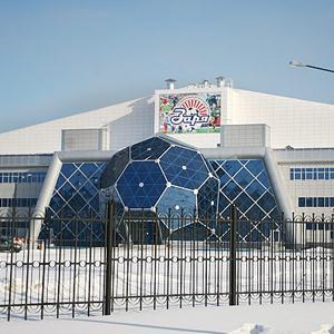 Спортивные комплексы Большой Сосновы